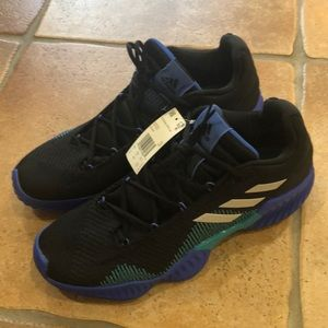 adidas Shoes - Adidas Pro Bounce Low Sz 15